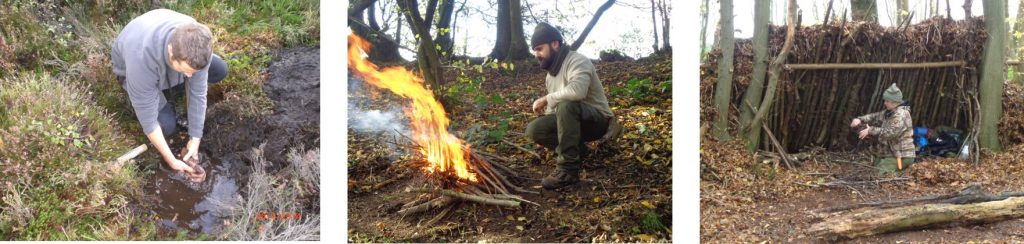 5 Day Survival Course | Kent | London | south east