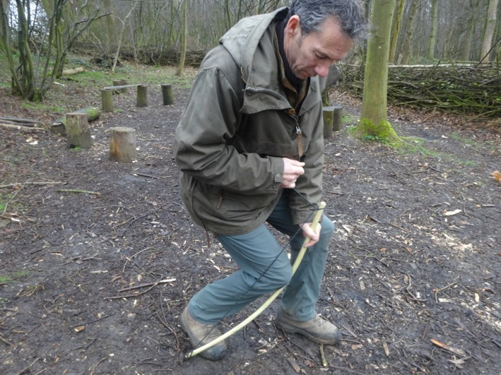 bow drilling | bushcraft | Kent | London | south east