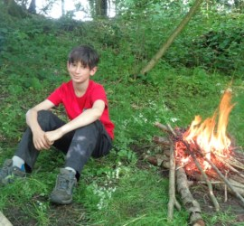 bushcraft parties | kids parties | Kent | south east | London