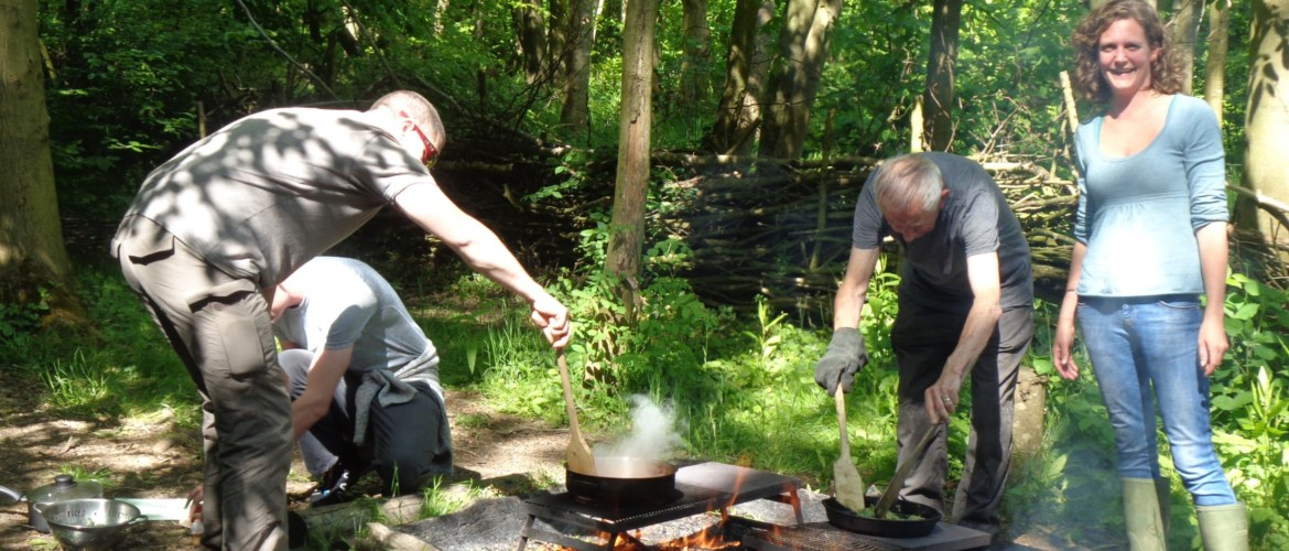 foraging | wild foods | bushcraft | Kent | south east | London
