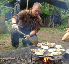 How to make bannock | busghcraft | Kent | London | south east