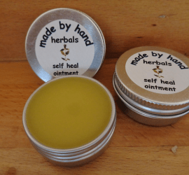 how to make a herbal ointment | Kent | south east | London | bushcraft