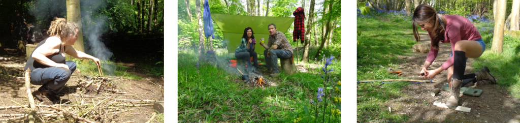 bushcraft courses in Kent | London | south east | Sussex | Essex