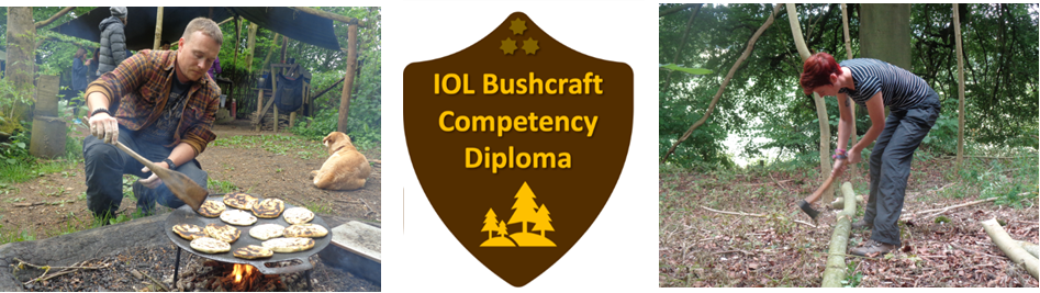 IOL Bushcraft Competency Diploma | Kent | south east | London