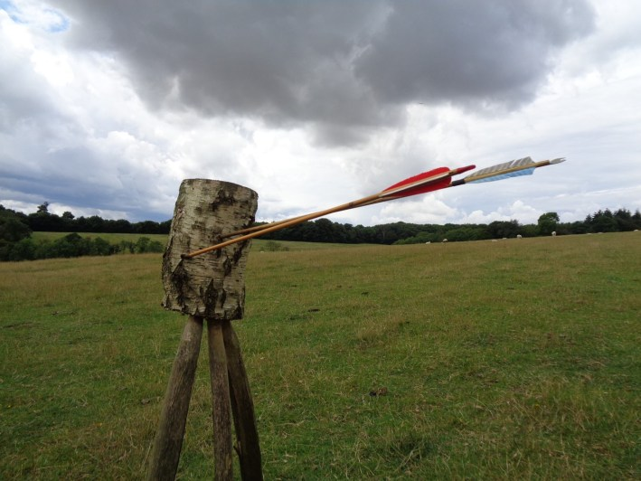 how to make a stick bow   survival bow   bushcraft   Kent   south east   London