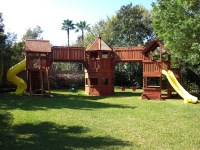 TREE HOUSE PLAYSET PLANS | just b.CAUSE