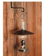 Sugar Creek Supplies Hanging Oil Lamp with Reflector ...