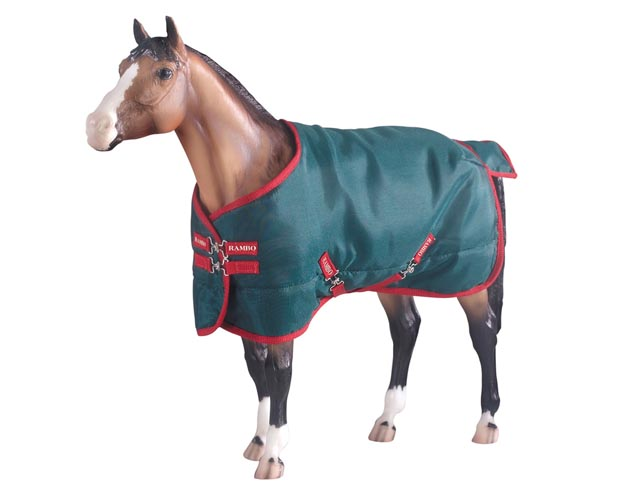 Breyer Horses Rambo Blanket from Jack's Country Store