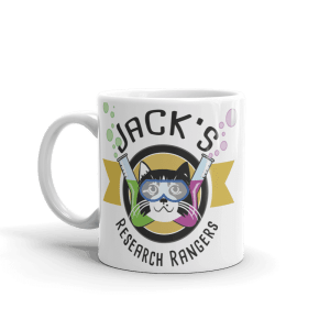 Research Rangers Mug