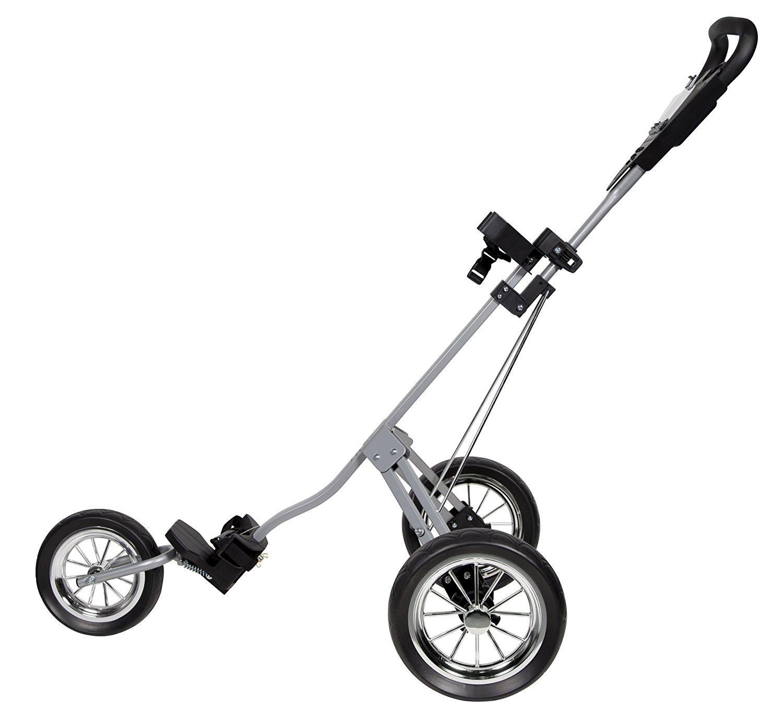 Pinemeadow Courier Crusier 3 Wheel Golf Push Carts