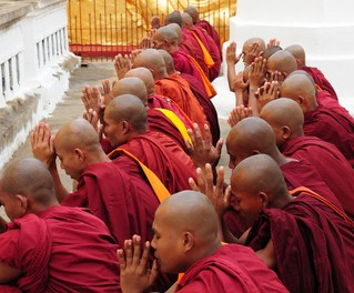 Justice? Buddhists Attacked by Muslims Over a Facebook Post?