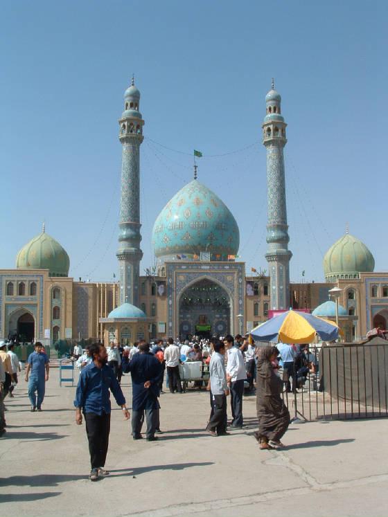 Jamkaran Mosque (courtesy of mahdiwatch.org)