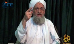 Ayman al-Zawahiri Al-Qaeda Leader