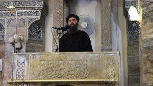 "Abu Bakr al-Baghdadi ""Caliph Ibrahim"""