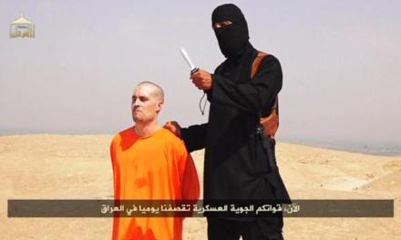 Another innocent beheaded to the glory of Allah