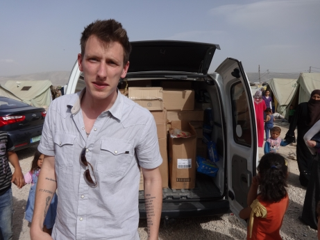 Alan Henning beheaded. Peter Kassig awaits his turn for Islamists to glorify Allah