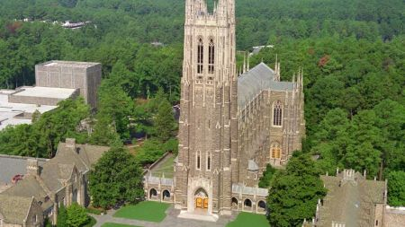 Duke Memorial Chapel Durham, NC