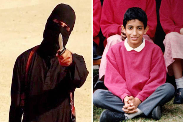 Jihadi John http://www.dailystar.co.uk/news/latest-news/442636/Jihadi-John-Isis-Syria-war-UK