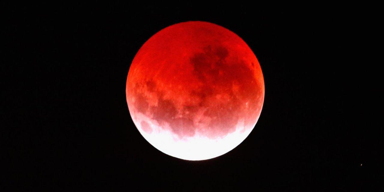 Blood Moon Tetrad Embedded in Muslim and Jewish Feast Days