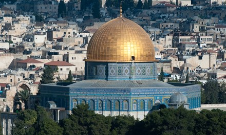 US to recognise Jerusalem as Israel's capital – The Valley of Decision Draws Near