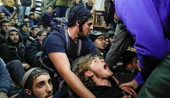Israel evacuates settlers from illegal Amona outpost   Palestine News   Al Jazeera