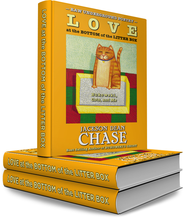 Love at the Bottom of the Litter Box by Jackson Dean Chase