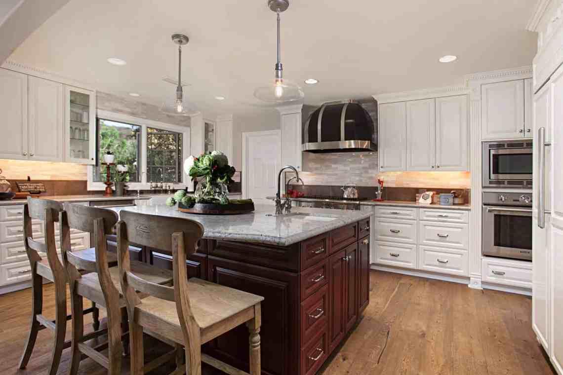 Modern Farmhouse Kitchen - Jackson Design & Remodeling