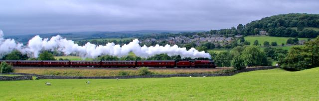 Steam Giggleswick