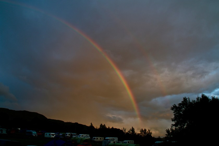 Ribblesdale rainbow