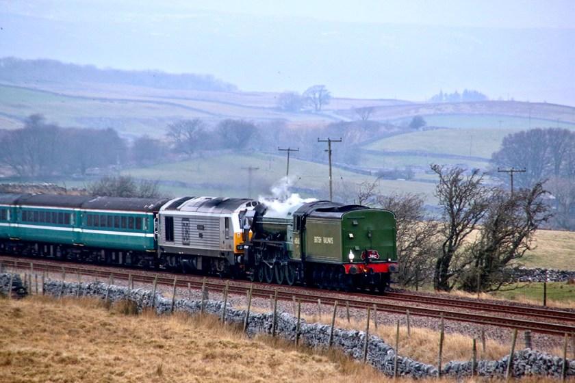 ribblesdale rail