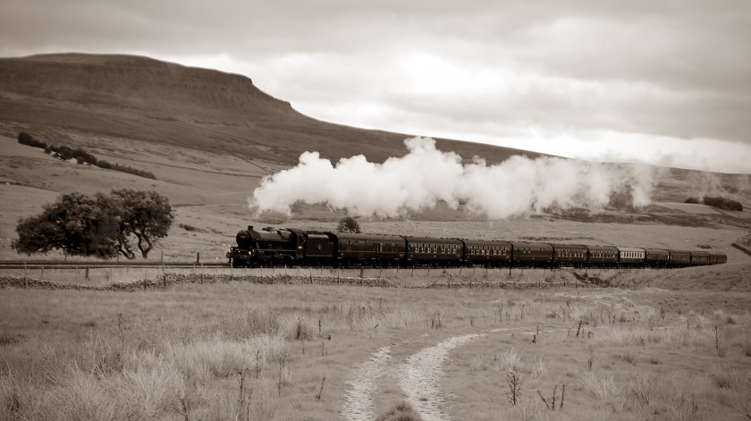 Dales steam train