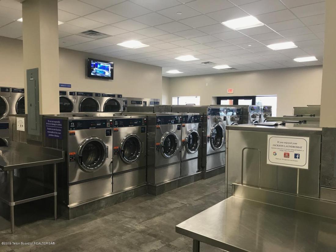Jackson Laundromat