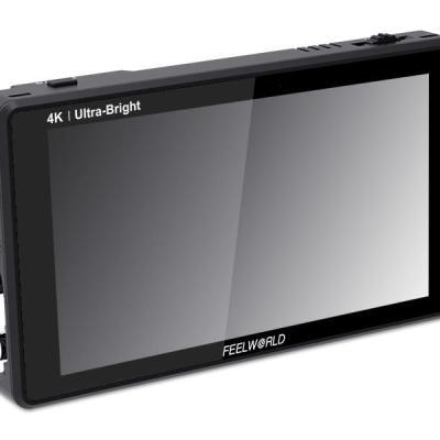 FEELWORLD 富威德6吋 4K專業攝影監視螢幕 LUT6S