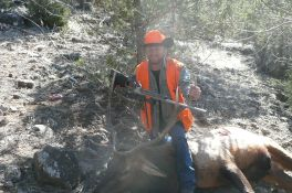 Bull i took in 521 BLM 2011