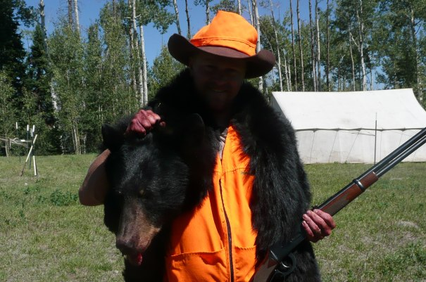Black Bear Hunts Image Gallery