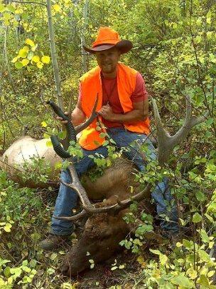 Roy Jackson Elk Hunting