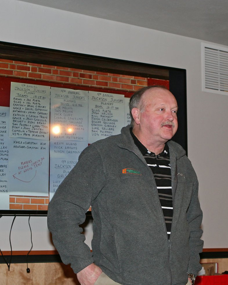 Bob Maddox, Jackson Park Maintenance Supervisor