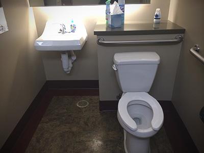 Ada Compliant Bathroom Layout