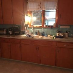 Kitchen Facelift Before And After Pictures Of Granite Countertops Backsplashes Face Lift Jackson Plumbing