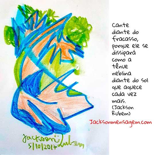 desenho colorido com frases bonitas sobre amor - 2