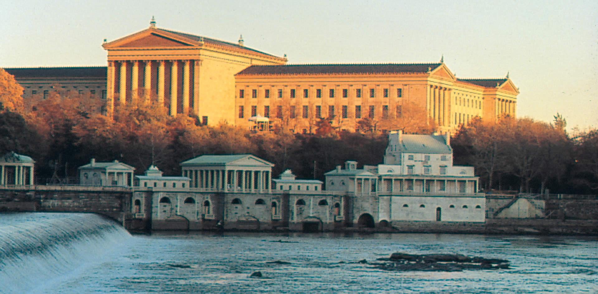 Jackson & Ryan Architects Philadelphia Museum Of Art