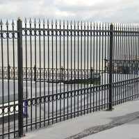Metal Railings | Jacksons Fencing