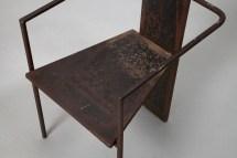 "Jacksons - ""iron Concrete"" Chair Jonas Bohlin"
