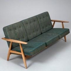 Hans Wegner Sofa Ch163 Broyhill Monica Jacksons J
