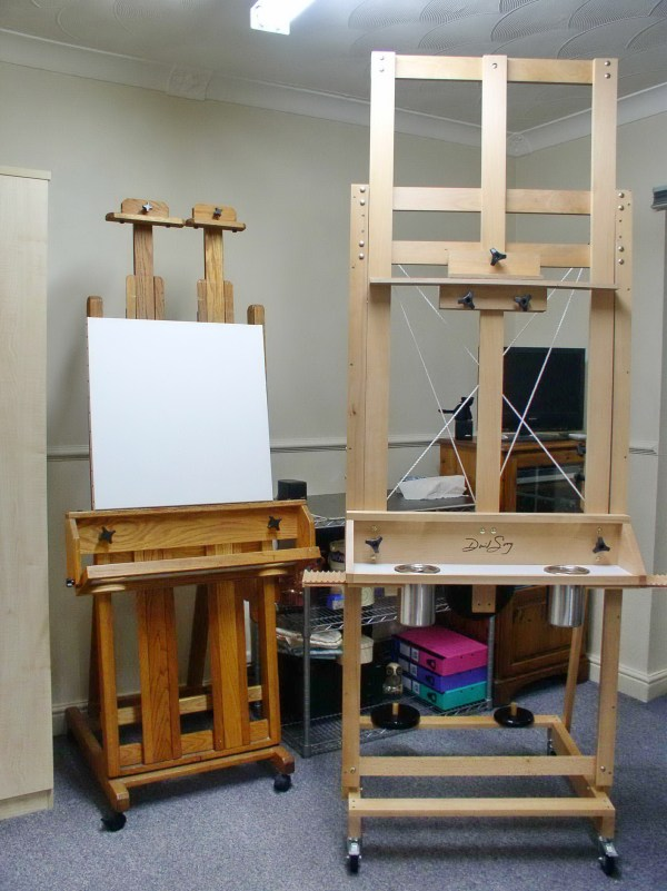 Studio Easels for Painting