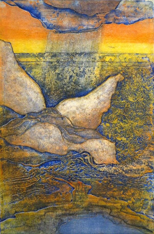 Environmental Ethics Of Printmaking Cedric Green' Galv