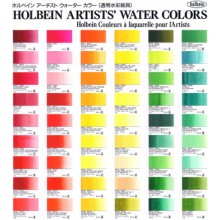 Williamsburg Oil Paint : Printed Color Chart | Jackson's Art Supplies