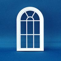Half Scale 1:24 Victorian Round Top Window Jackson's ...