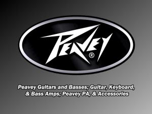 PeaveyWeb
