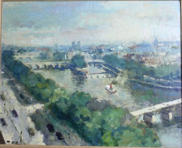 Dubois Oil Painting Impressionist